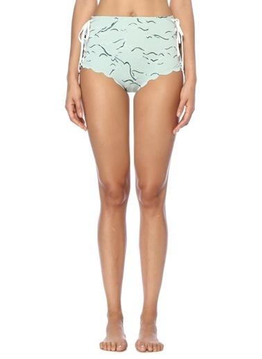 Marysia Bikini Alt Yeşil